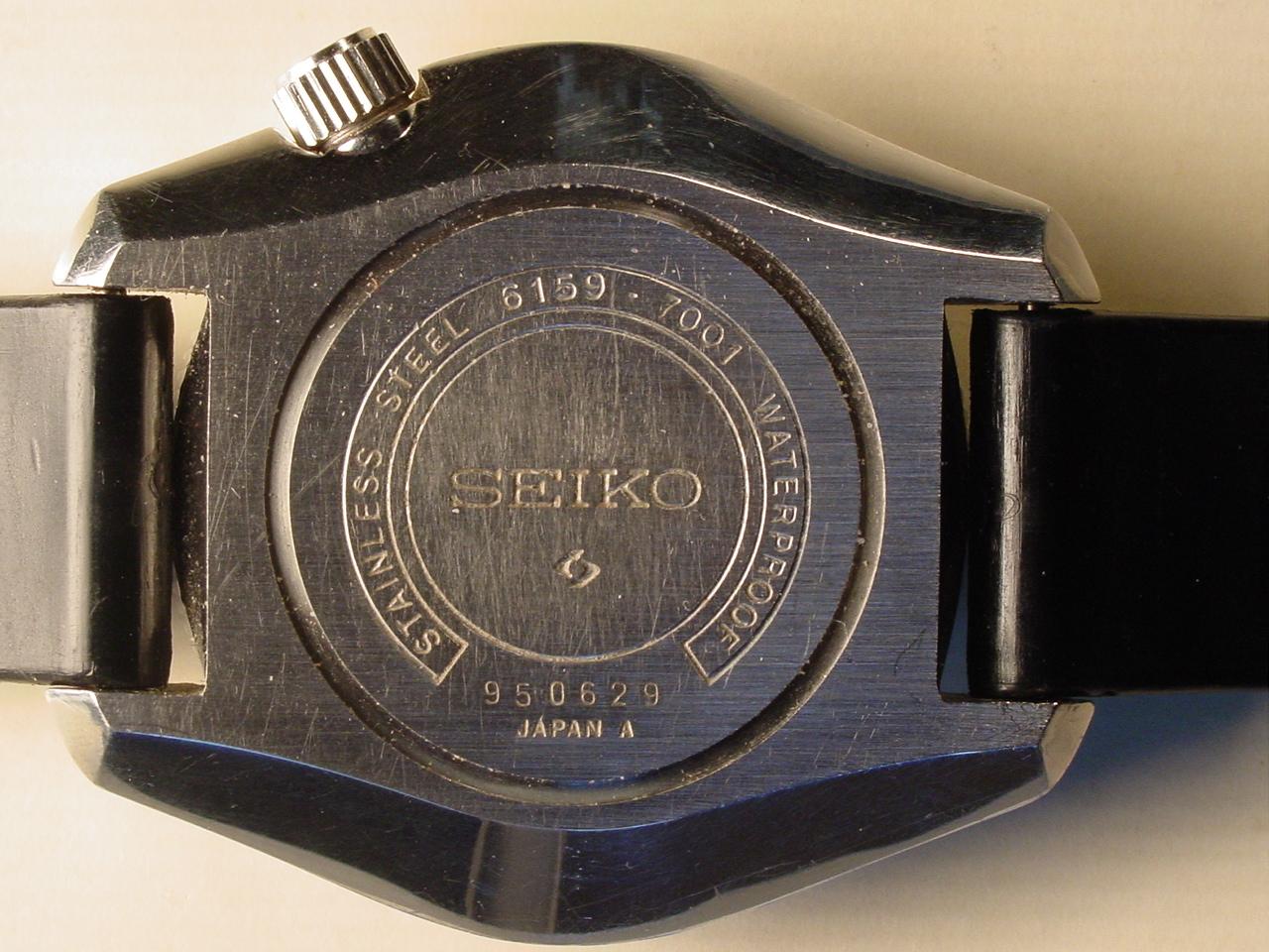 Valve a hélium sur les montres de plongée 6159_3B